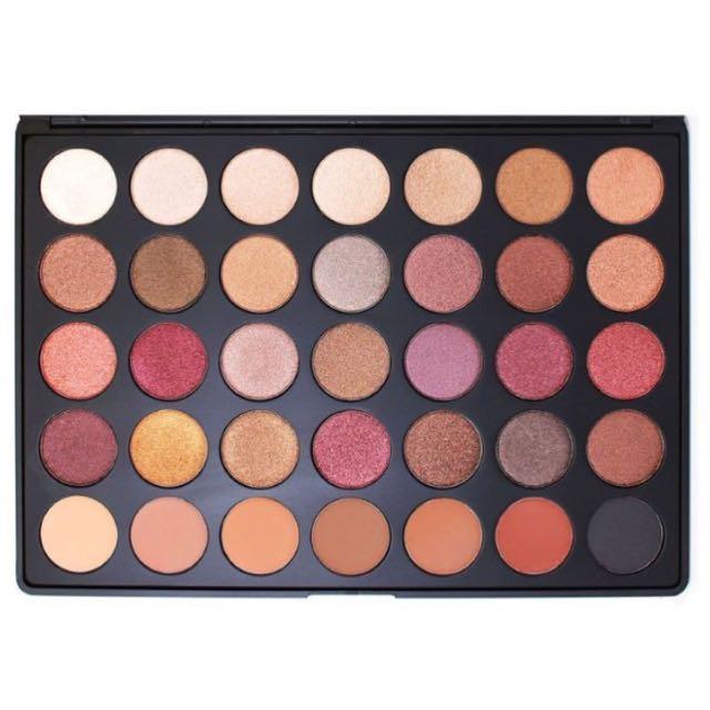 Sales Ready Stock Morphe Authentic Palette