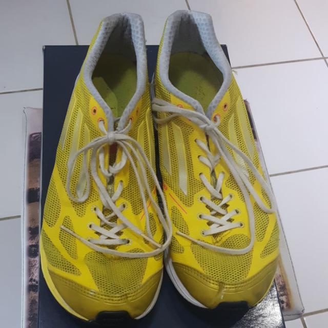 Sepatu Gym Adidas Adizero Female Uk 8.5  Original