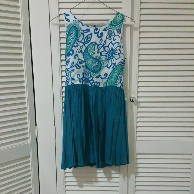 Small Burlesque (Brand) Summer Dress