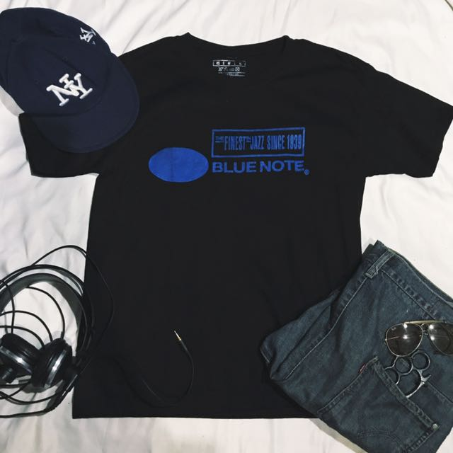 Snitch Lab BLUE NOTE Shirt