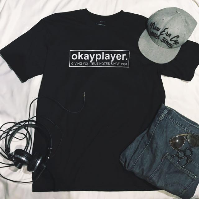 Snitch Lab OKAYPLAYER Shirt