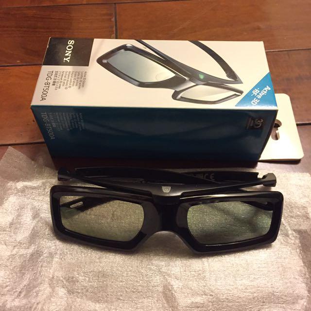 Sony主動式3D眼鏡