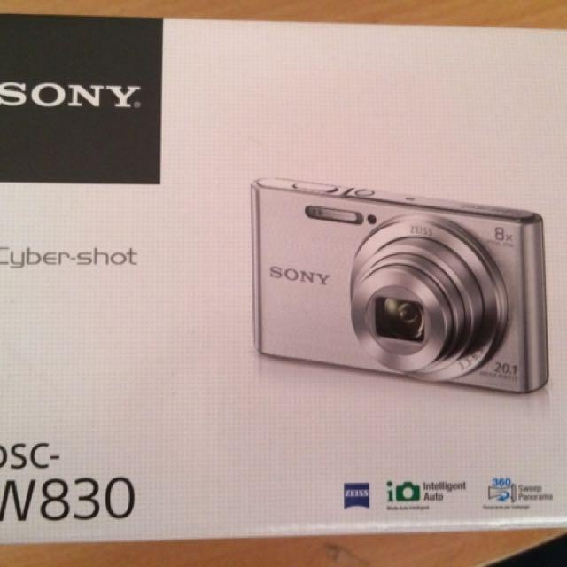 Sony Cybershot Digital Camera DSC W830