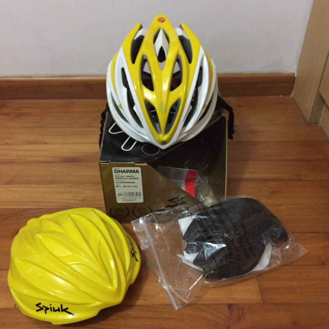 Spuik Dharma Road Pro Helmet