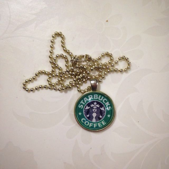 Starbucks Necklace