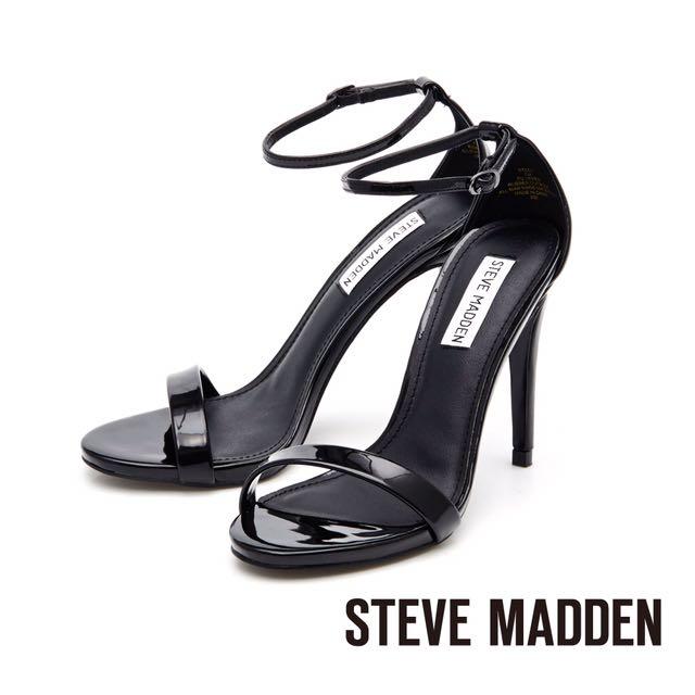 Steve Madden 經典一字高跟涼鞋