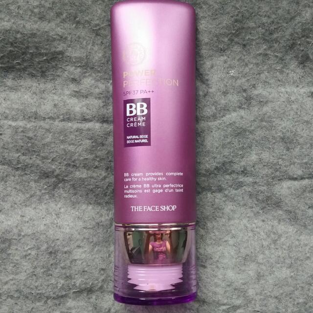 The Face Shop Power Perfection BB Cream V203 Natural Beige