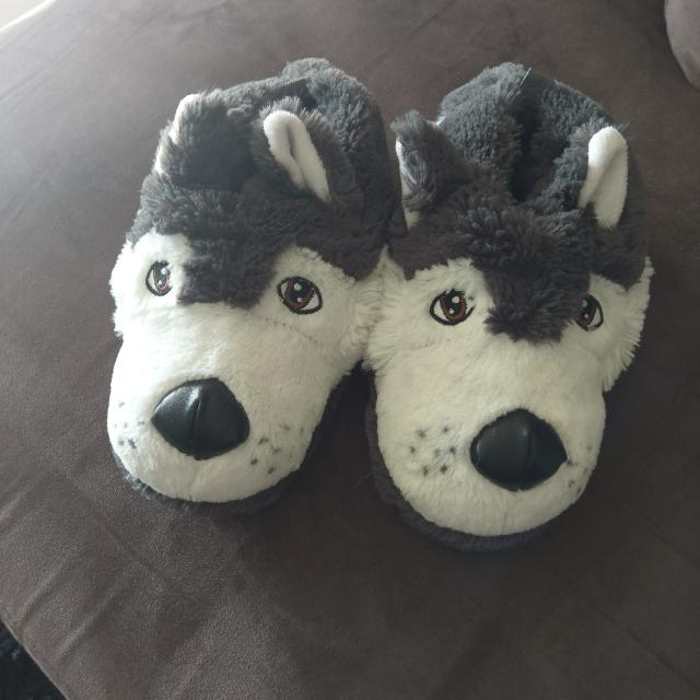 Toddler Wolf Shoes
