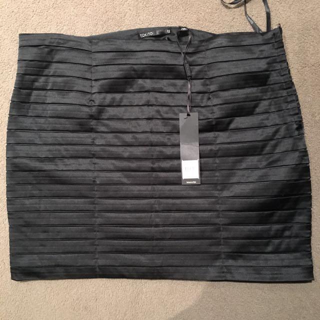 Tokito Silky Skirt Brand New