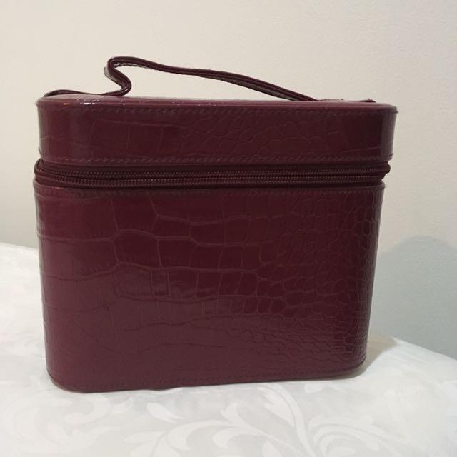 Traveling Makeup Box