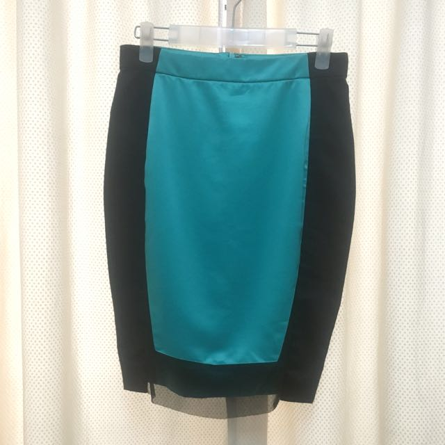 Tyler Knee Length Skirt
