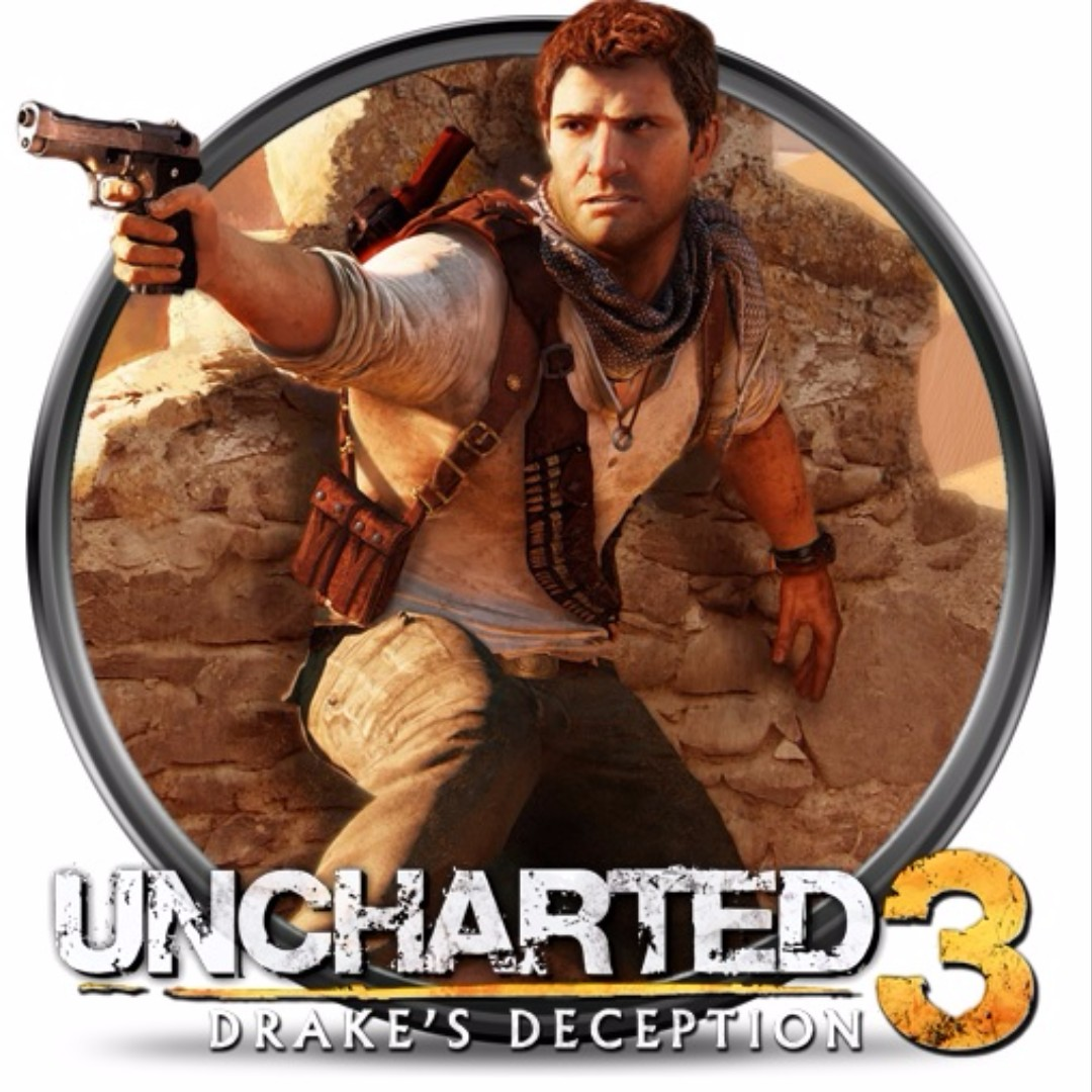 Uncharted 3 Nathan Drake S Ring Pendant Cord Chain Necklace