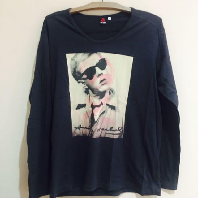 Uniqlo 'Andy Warhol' T-Shirt