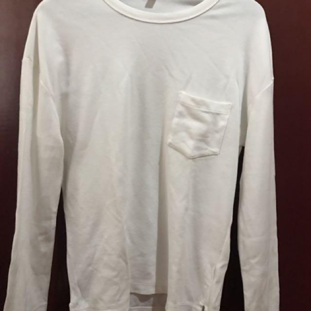 Uniqlo Drop Shoulder Sweater
