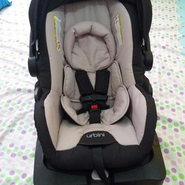 URBINI Car Seat Babies Kids Strollers Bags Carriers On Carousell