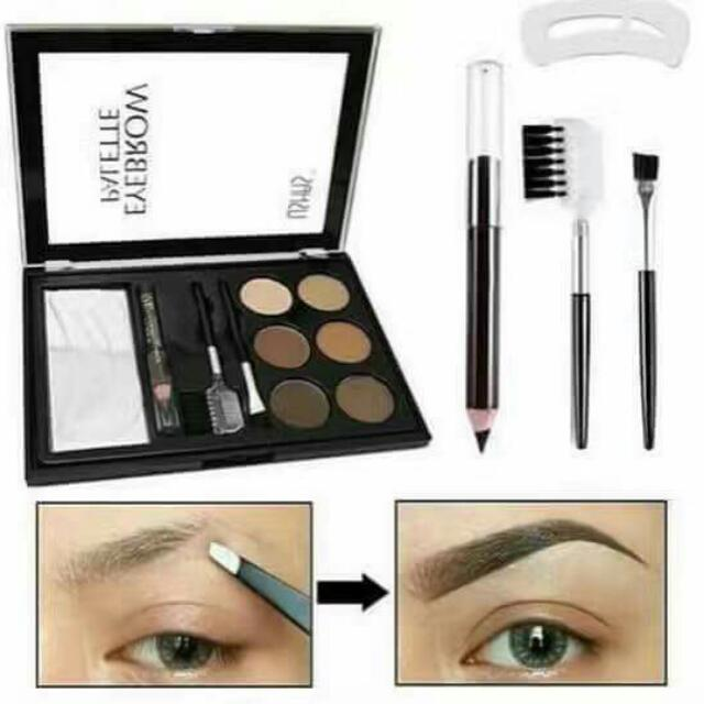 Ushas Eyebrow Kit