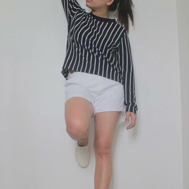 Vertical Stripes Top