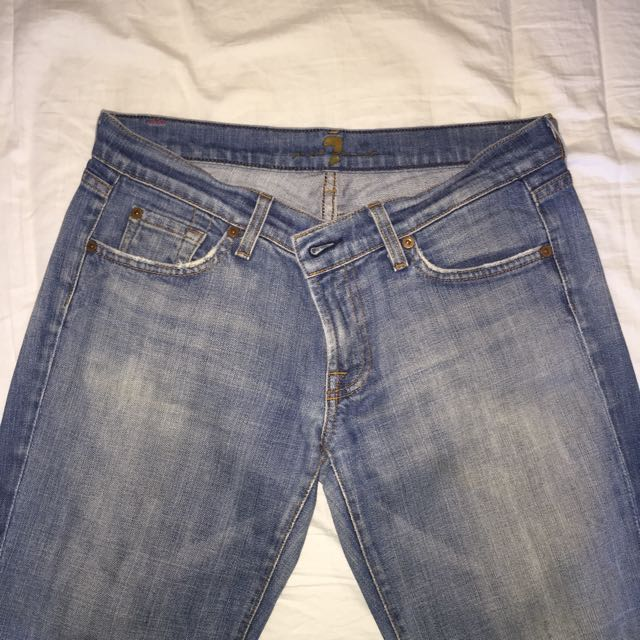 Vintage 7 For All Mankind Jeans
