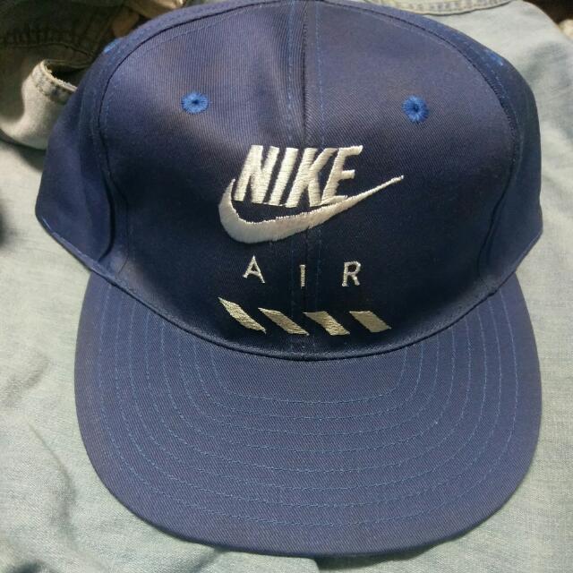 Vintage Nike 老帽 早期台灣製