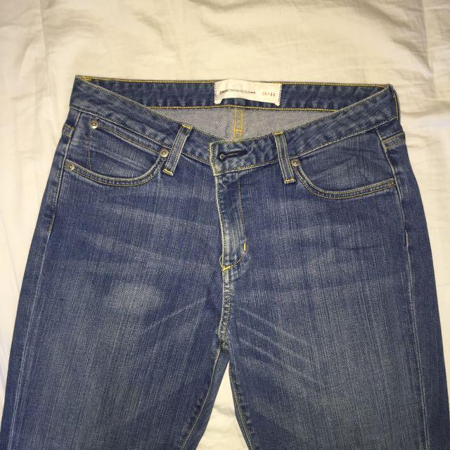 Vintage Paper Denim & Cloth Jeans