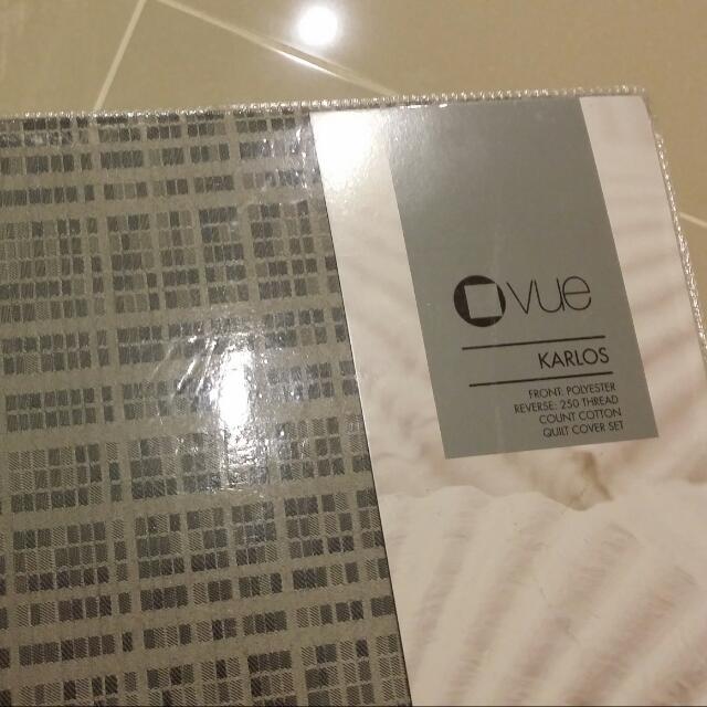 Vue Quilt Cover Set