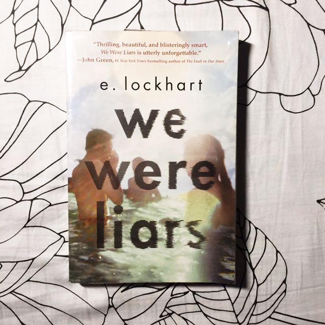 We Were Liars (Preloved)