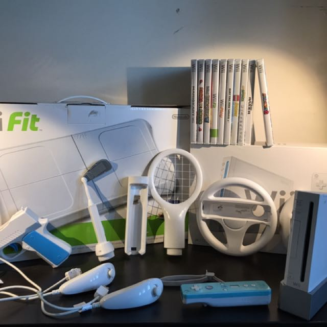 wii System (wii Fit)