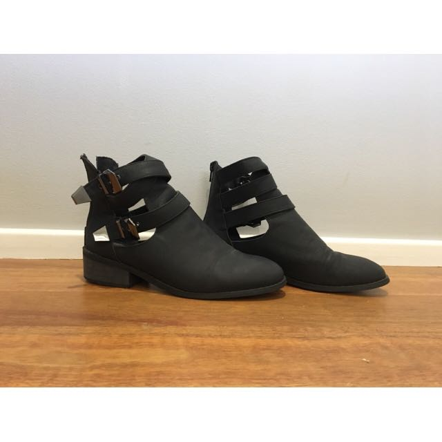 Wildfire Ankle Boots