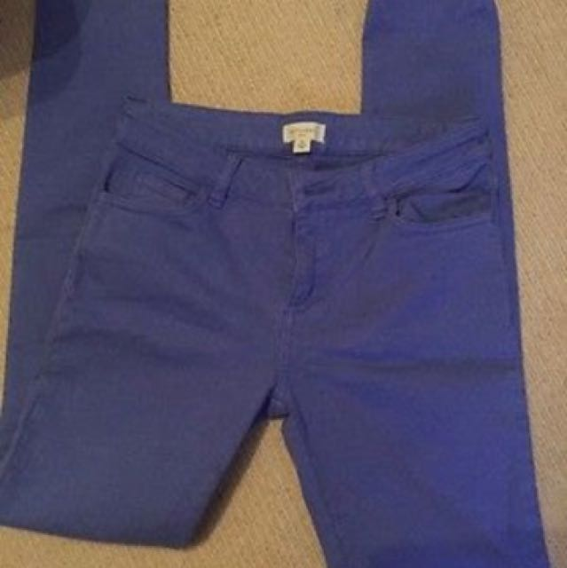 Witchery Size 8 Blue Causal Jeans