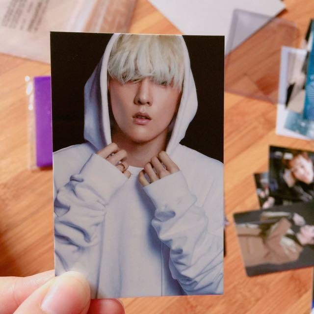 [WTT] iKON Donhyuk New Kids Bold Version