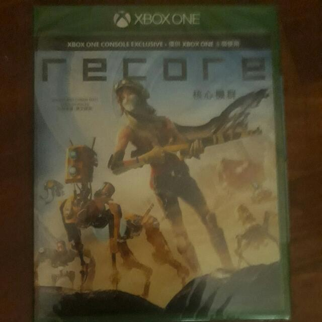 Xbox One:Recore Game.(Brand New,Sealed Not Openned Yet!)