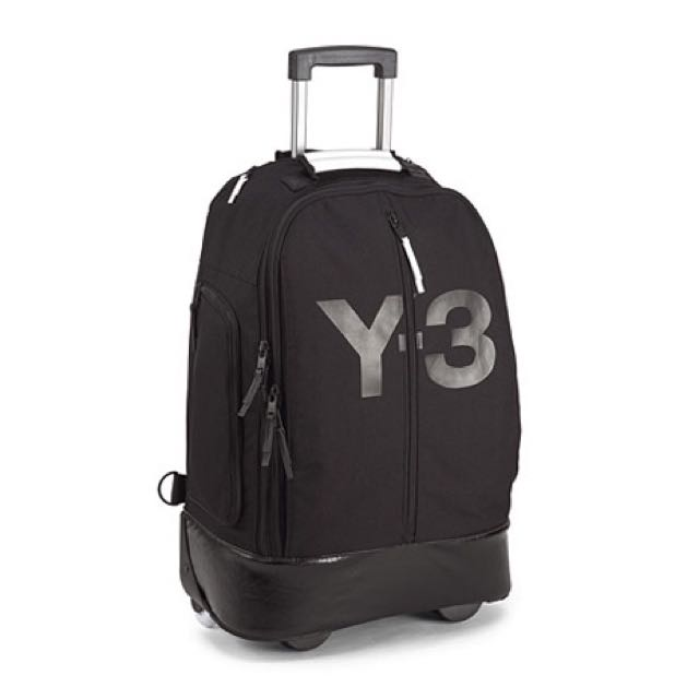 Y-3 Suitcase Black Hypebeast Collectors' Edition