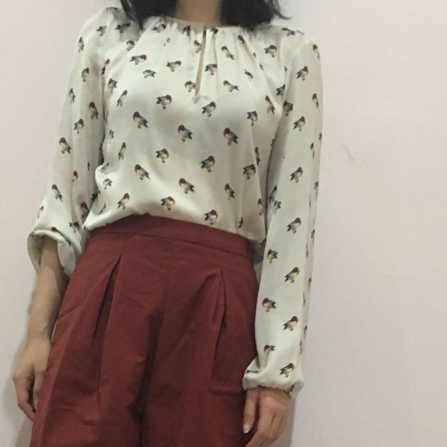 Zara Basic size M