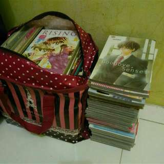 Komik Oneshoot 10rb An