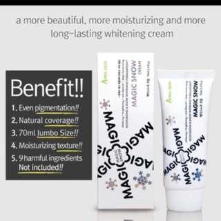 InStock April Skin Magic Snow Cream 70ml