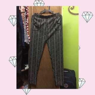 B&W pants