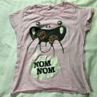 Pink Monster Shirt