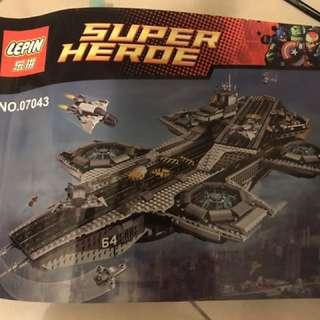 Lepin Super Heroes (China Lego)