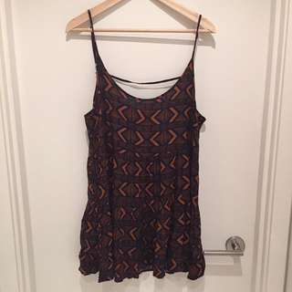 Loose Fit Dress (great with Bralettes)