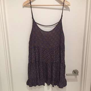Loose Fit Dress ( Great With Bralettes)
