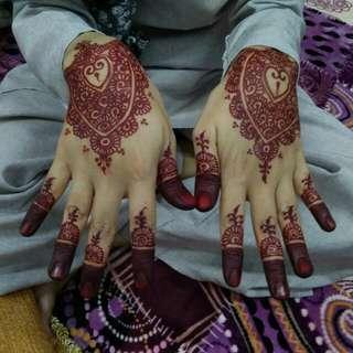 Henna Art Service