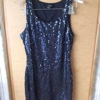 Forever21 Sparkly Dress