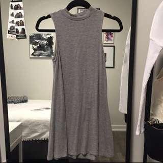 MENDOCHINO Grey Tunic