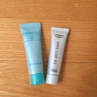 Japanese Nose Pore Clearing Gels