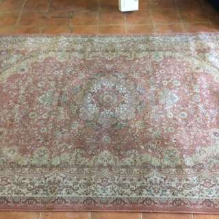 2 Persian Rugs For Sale.