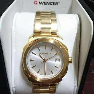 WENGER Watch White Dial 33mm