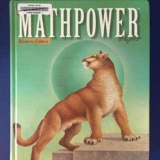 Mathpowe Grade 8 Textbook