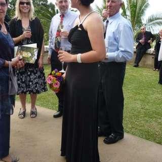 Bridesmaid/formal Cocktail Dress