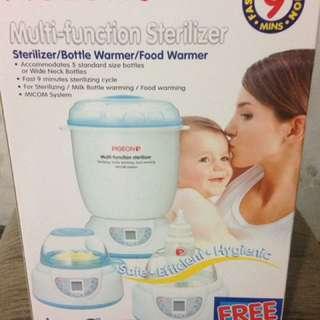 pigeon sterilizer/ food warmer