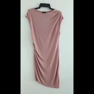 Topshop Over The Knee Dress Size 12